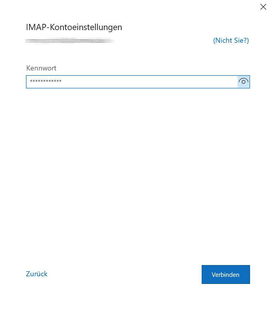 Outlook365 Maileinrichtung - 4