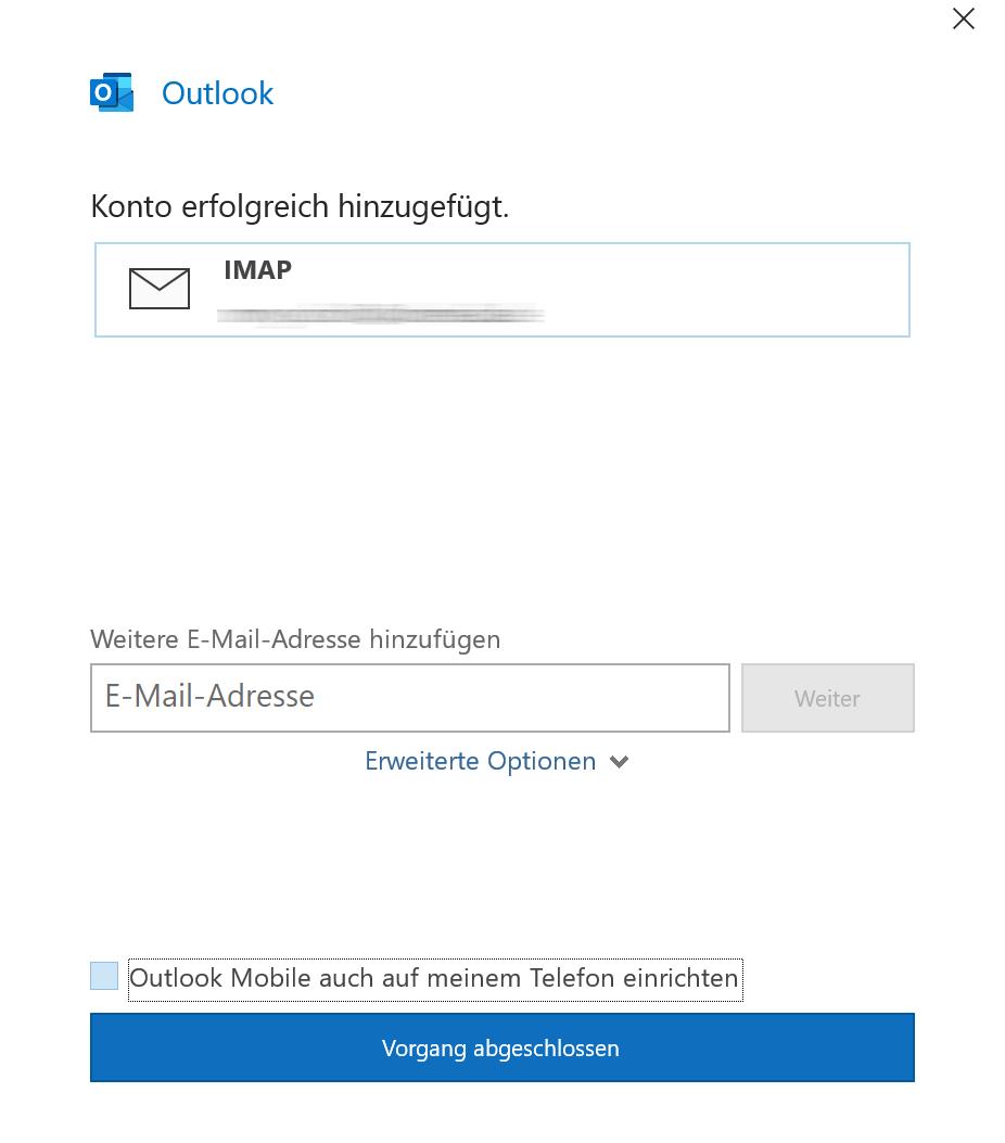 Outlook365 Maileinrichtung - 5